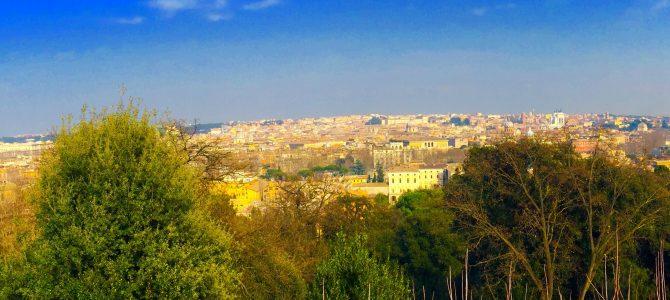 Wir besuchen Sankt Paul vor den Mauern sowie das antike Rom mit Kolosseum und Forum Romanum