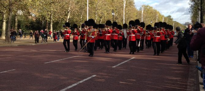 Changing of the Guards and Sightseeing
