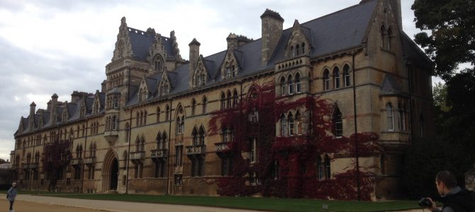 Oxford – what a city!
