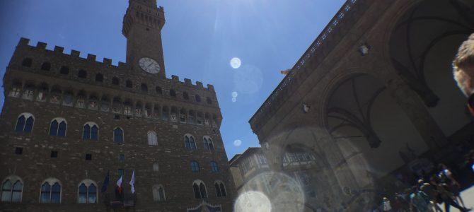 Auf nach Florenz