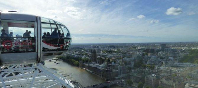 London Eye, London Dungeon und Sea Life