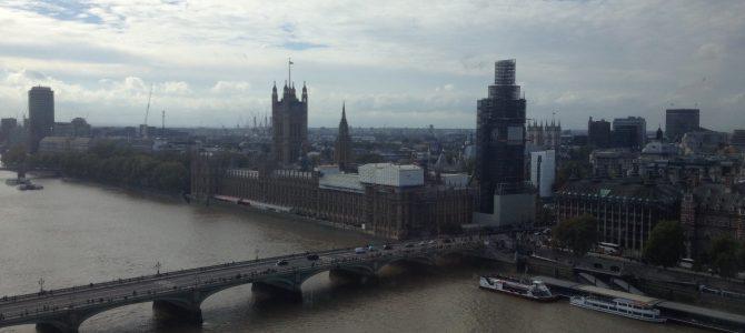 Über den Dächern Londons!