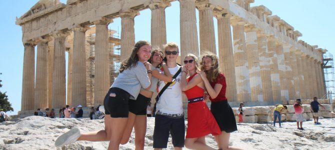 Tagesausflug Athen